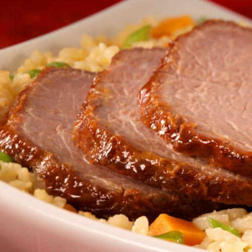 Chinese Style Barbeque Pork